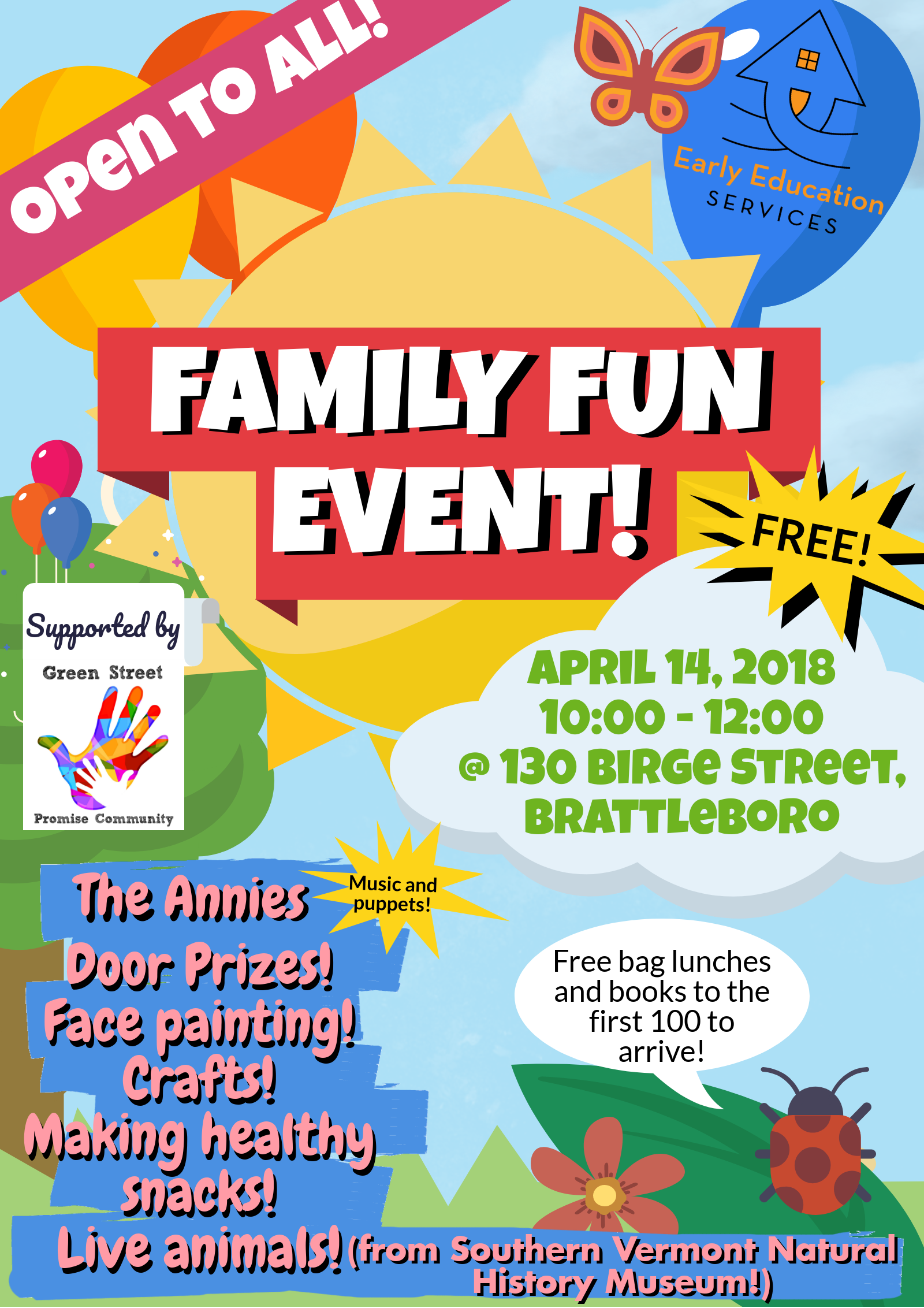 Family Fun Event! (new version) 10