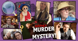 Solving a Murder Mystery!