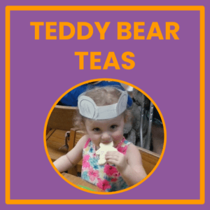 Teddy Bear Teas